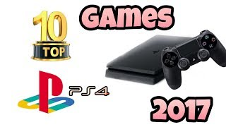 Top 10 PS4 games in 2017 Hindi