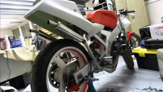 421 yamagamma banshee engine rgv frame
