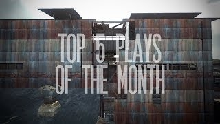 Alliance of Valiant Arms - Monthly Event - Top 5 Plays of the Month - Episode 3
