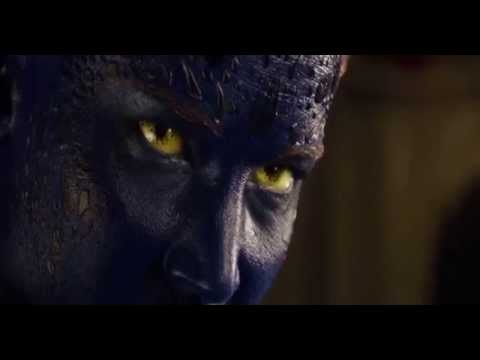 Mystique- Perfect Disguise Music Video (3OH!3- Don't Trust Me)