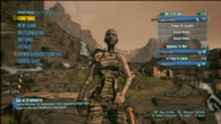 Borderlands 2 Legendary Character Saves & Profile DOWNLOADS PS3 ONLY! (Maya,Zero,Gaige,Axton)