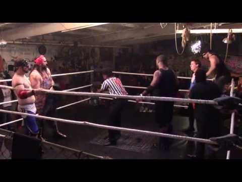 Hayward Heat vs Rick Scott Stoner, Kenny K & Charlie Chaplin - 9/15/2016