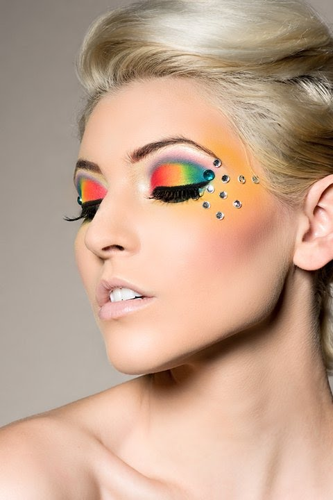 Youtube Makeup Tutorials Popular: Artistic Makeup Looks!!!