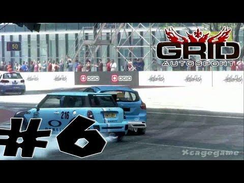 GRID Autosport - Career Walkthrough Gameplay Part 6 - Street Racing Season 5 [ HD ]
