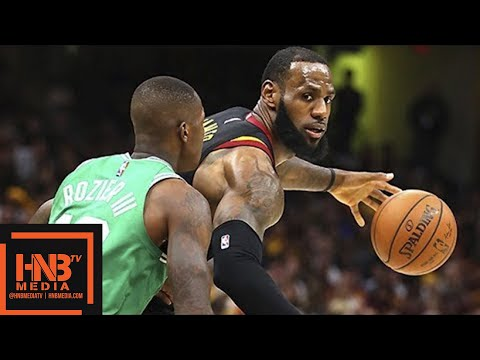 a96a5f895939 Cleveland Cavaliers vs Boston Celtics Full Game Highlights   Game 4   2018  NBA Playoffs