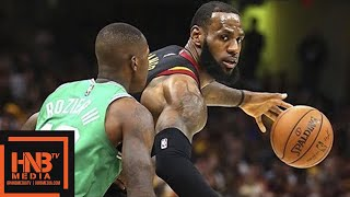Cleveland Cavaliers vs Boston Celtics Full Game Highlights / Game 4 / 2018 NBA Playoffs thumbnail
