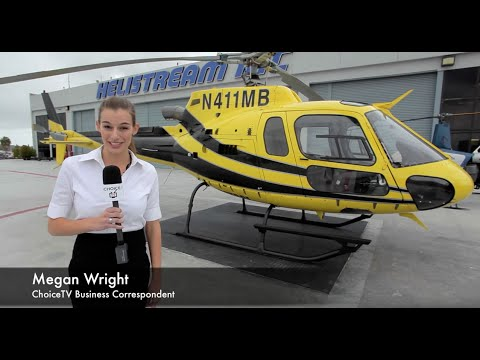 HELISTREAM - Helicopter Aviation Services - Orange County, CA