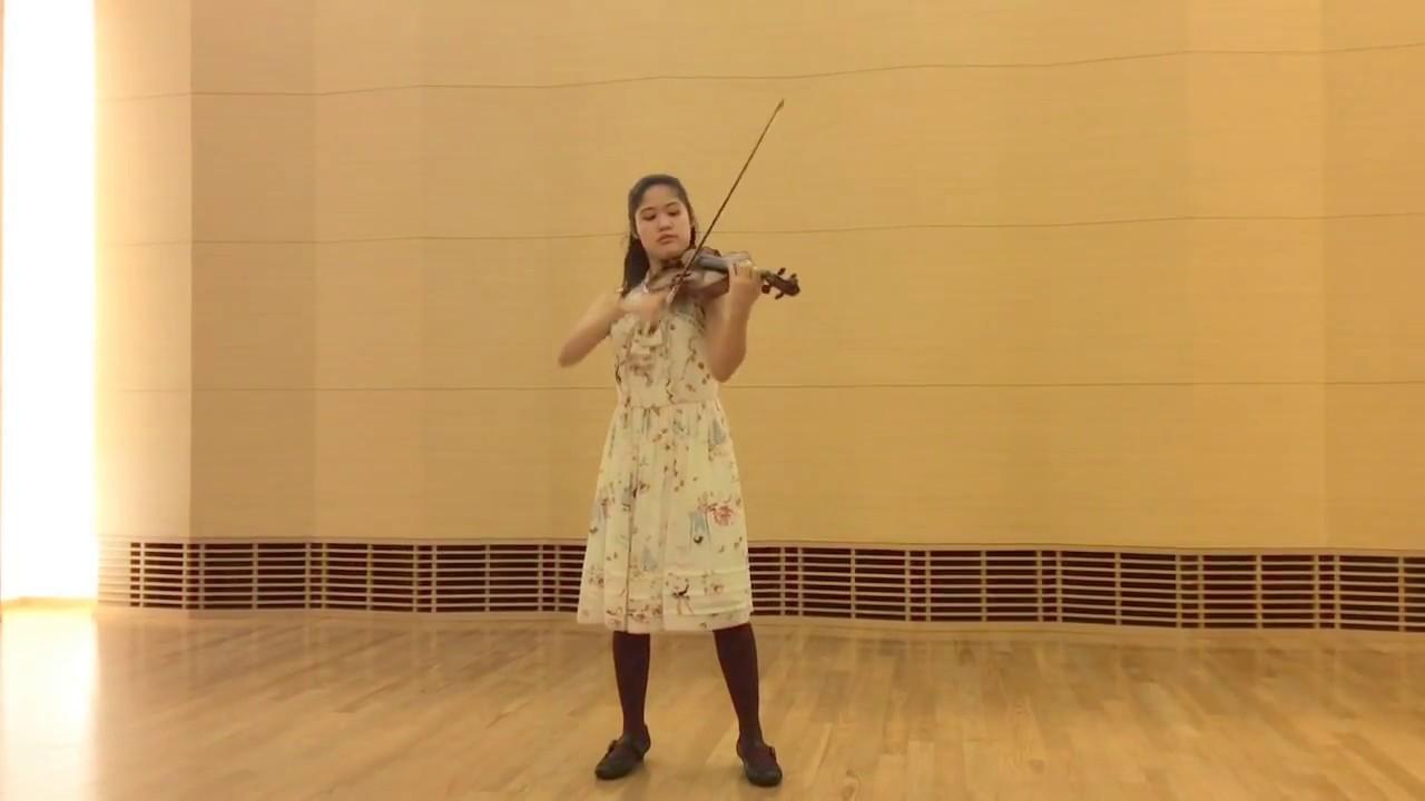 Delibes: Coppélia - Swanilda's Variation for solo violin