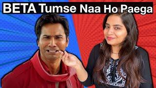 Coolie No 1 Movie REVIEW | Deeksha Sharma