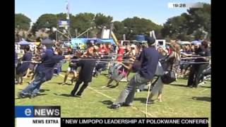 eNews Prime Time - Biggest Tug Of War In Southern Hemisphere 2013-04-21