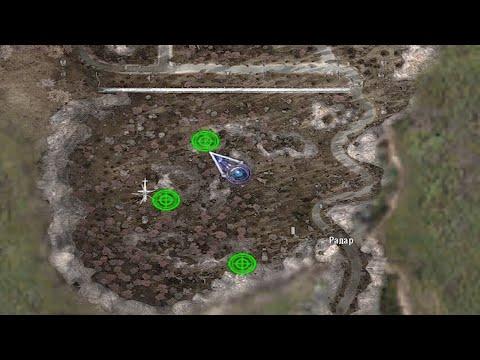 Установить три прибора на Радаре. STALKER Путь Человека. Дежавю. #23