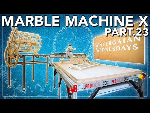 Dream Workshop Build - Marble Machine X #22