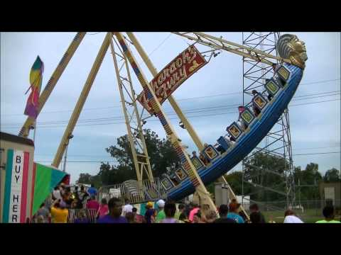 2013 Rapides Parish Fair Video