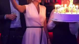День рождения Татьяны Навки
