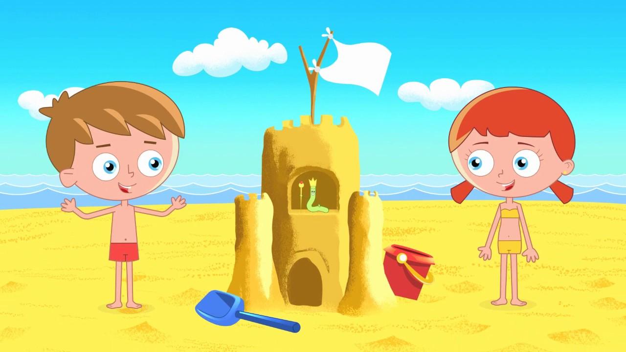 Patru Anotimpuri Cântece Pentru Copii Paradisul Vesel Tv