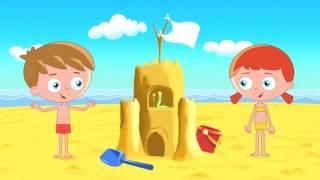 Patru anotimpuri - Cantece pentru copii Paradisul Vesel TV