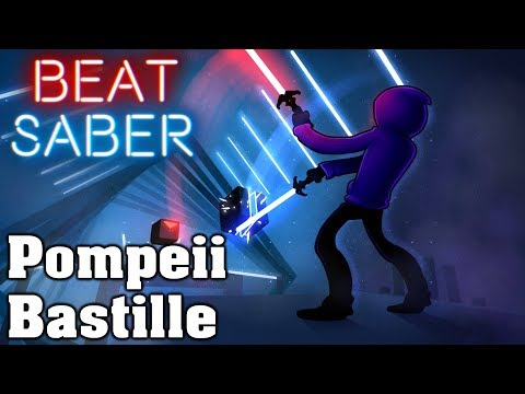 Beat Saber - Pompeii - Bastille (custom song) | FC