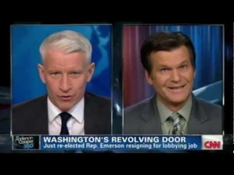 DC REVOLVING DOOR SYNDROME--KATHY KIELY INTERVIEW--CNN