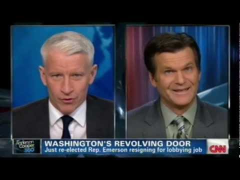 DC REVOLVING DOOR SYNDROME--KATHY KIELY INTERVIEW--CNN