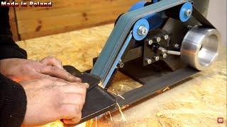 DIY Belt Grinder 2x48