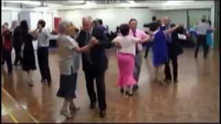Hoabie Quickstep Sequence Dance