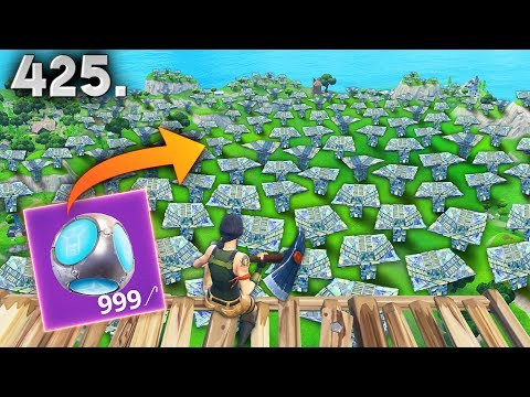 INFINITY PORT-A-FORT LAND!!  Fortnite Daily Best Moments Ep.425 Fortnite Battle Royale Funny Moments