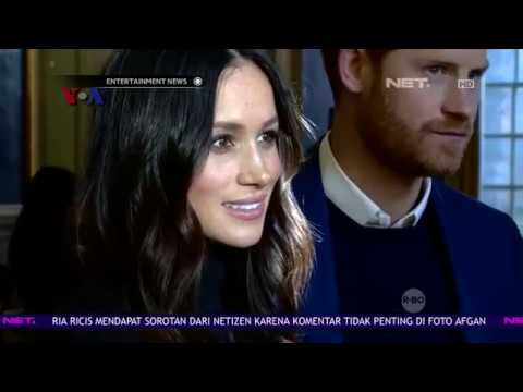 Profil Singkat Meghan Markle Calon Istri Pangeran Harry