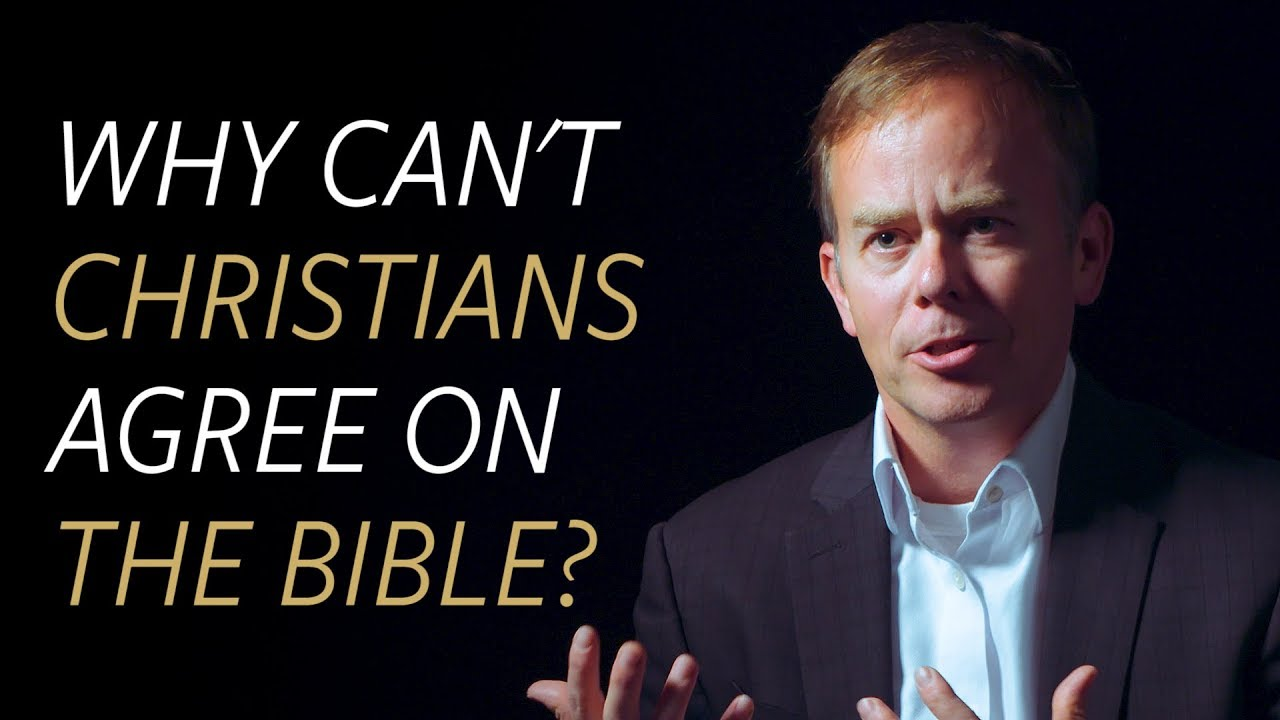 Why are there so many interpretations of the Bible?