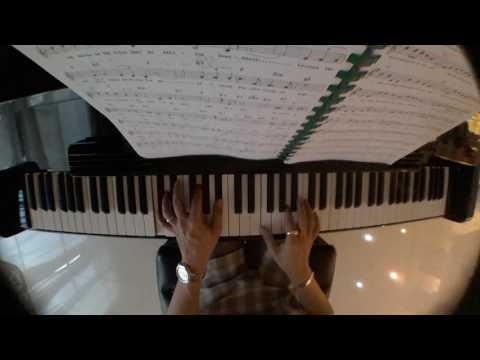Beyond the Sea (Piano solo)