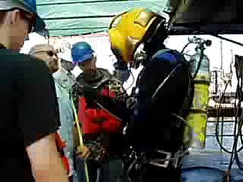 Seattle Dive Trip