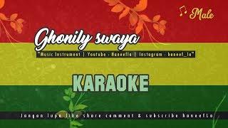 🎤 Karaoke Ghonily Suwaya (Reggae/SKA) | HaneefLa