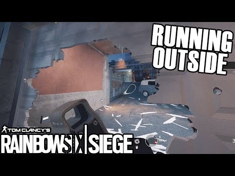 Runouts Are 50/50 - Rainbow Six Siege (Eye Tracker)