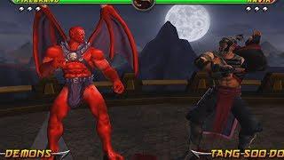 Mortal Kombat Armageddon FIREBRAND (Demon's Crest) - (VERY HARD) - (PS2)【TAS】