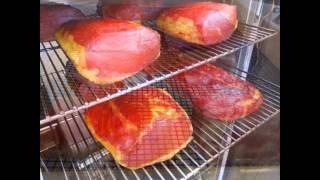 Холодные закуски мясные:Сыро - копчёное мясо!!!