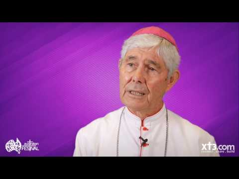 #ACYF15 Bishop Eugene Hurley on the spark of the Festival