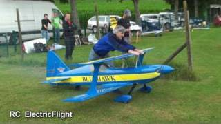 Giant Scale - rc BlueHawk Ultimate