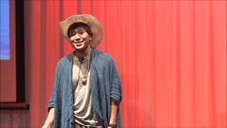 Life to live honestly to yourself/自分に正直に生きる   Yuichiro Kajimoto   TEDxYouth@KamoGawa