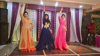 Sangeet dance 2017 at Bikaner