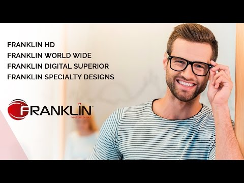 Franklin FreeForm LifeStyle Series - Digital Progressive Lenses