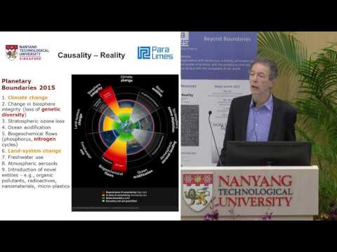 Conference: Causality - Reality - Ilan Chabay