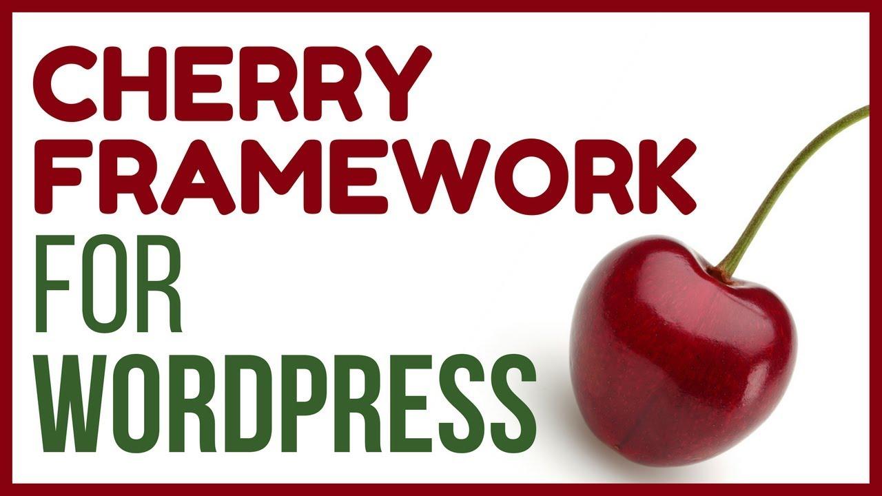 cherry framework review template monster s framework for wordpress