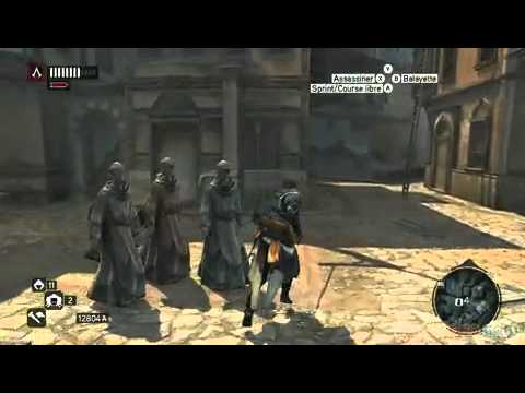 Assassin's Creed : Revelations - Ezio fait le malin
