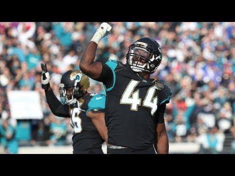 Buffalo Bills vs. Jacksonville Jaguars 2018 AFC Wild Card Game Highlights | NFL