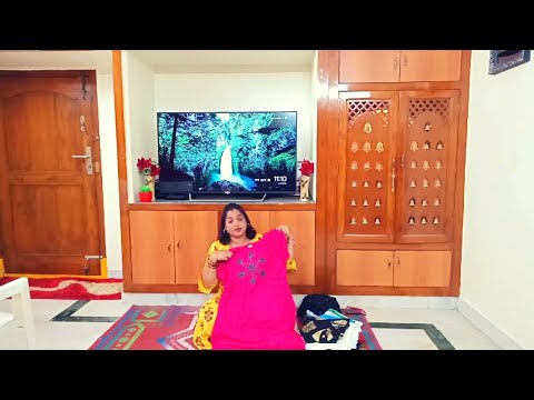 #my New Kurty Collection#varudhini Vlogs#Indian Youtuber