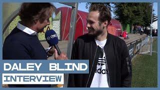 INTERVIEW | Blind gaat Ajax niet zomaar inruilen voor een andere club