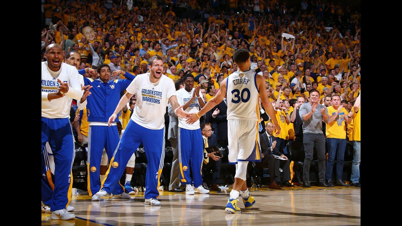 2015 NBA Finals: Game 1 Minimovie - YouTube
