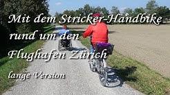 Mit dem Rollstuhl/Handbike rund um den Flughafen Zürich