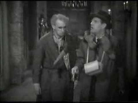 "Will Hay- ""Ghost of St Michaels""- Highland hospitality"