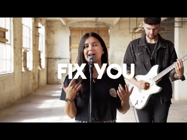 Coldplay - Fix You (Tallie Acoustic Cover)
