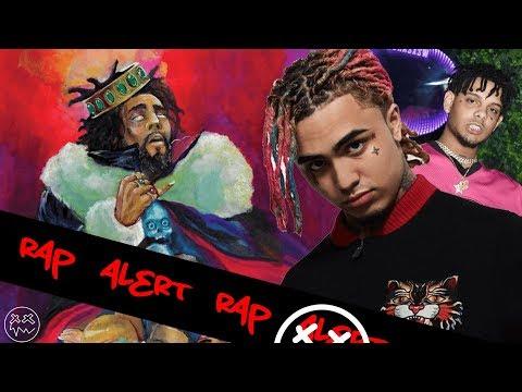 Rap Alert: J Cole Vs Lil Pump feat Smokepurpp